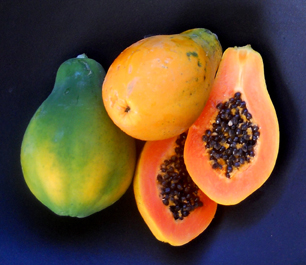 The Scent of a Green Papaya