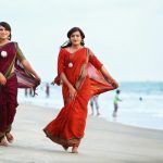 Transgender Sari Models Turn Heads