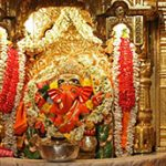 In the Holy Womb of the Siddhivinayak Temple