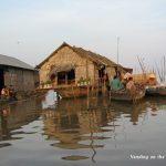 A Village on the Tonle Sap