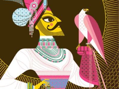 Rama, Ravana, and Sanjay Patel