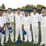 Bay Area Cricketers Represent the United States