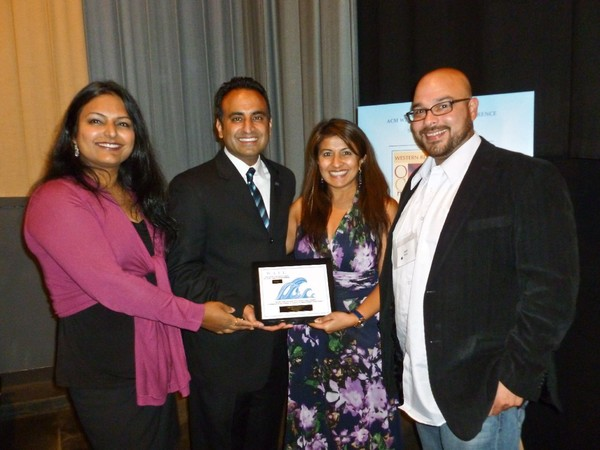 WomenNow TV Recognized With 2011 Wave Award
