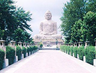 On the Buddhist Trail