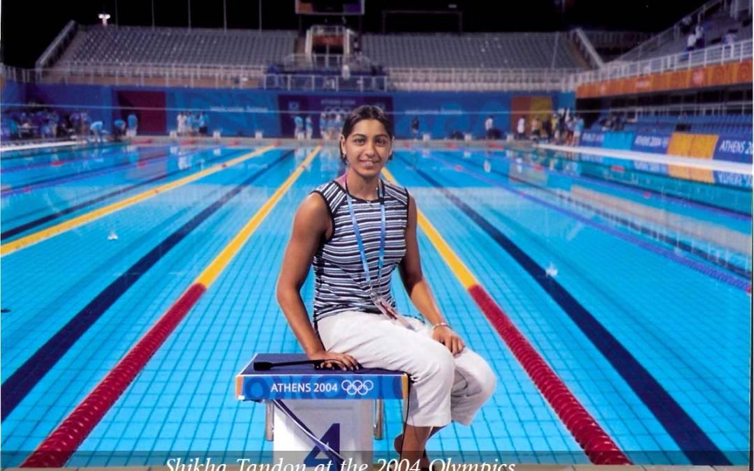 An Olympian's Journey