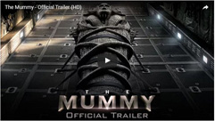 The Mummy – Official Trailer