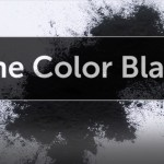The Color Black