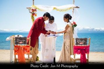 Shalin Shah and Neha Mathew
