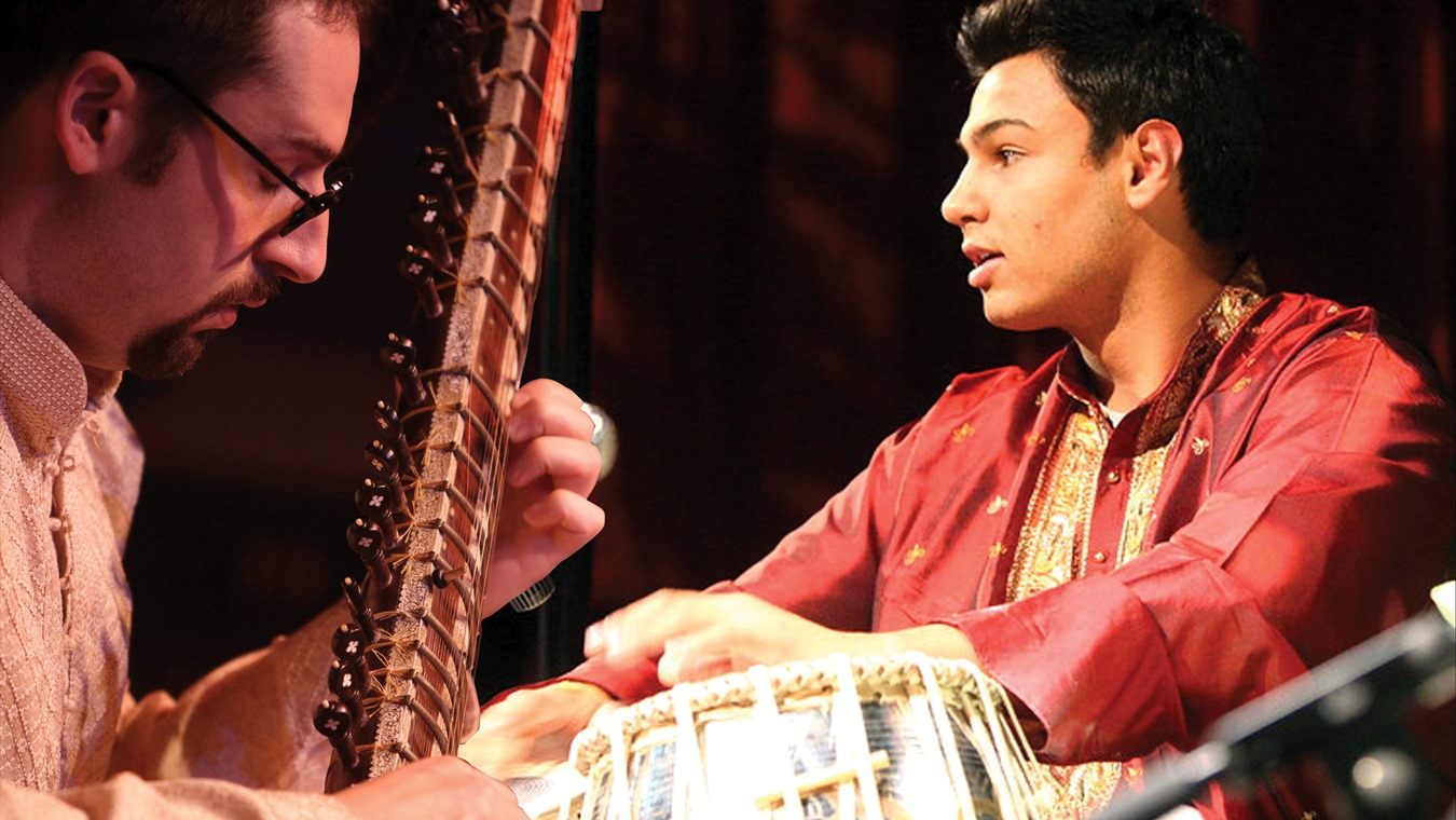 Josh Feinberg and Nilan Chaudhuri