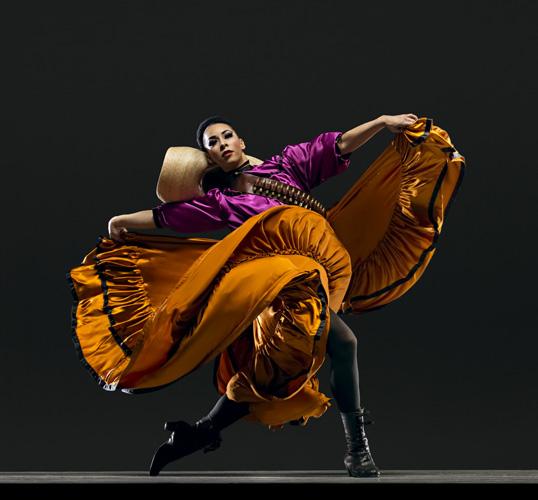 San Francisco Ethnic Dance Festival Auditions