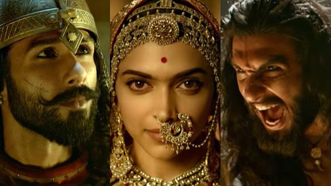 Padmaavat Intensity Extravagance Familiarity