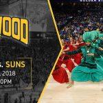 Winning Hearts at Warriors' Bollywood Night