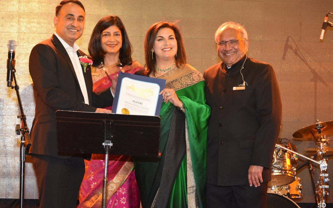 Maitri Raises over $650K at its Annual Gala