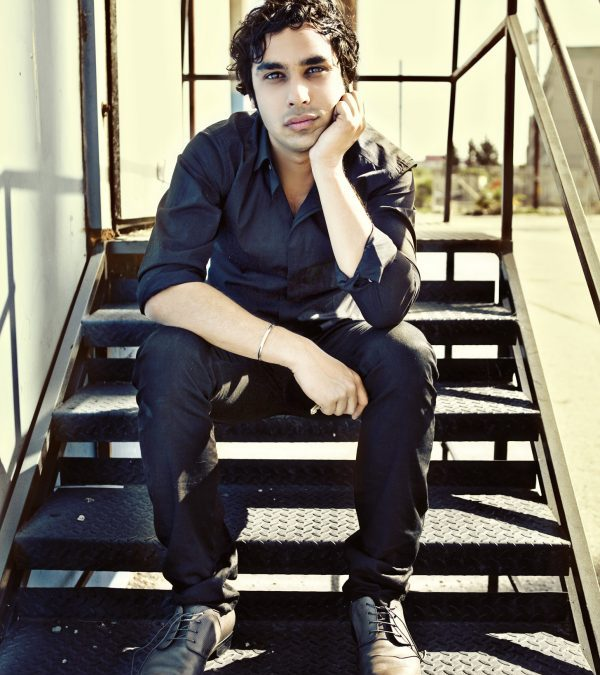 IFFLA Hosts a Master Class with Kunal Nayyar
