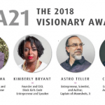 Silicon Valley Forum's 2018 Visionary Awards