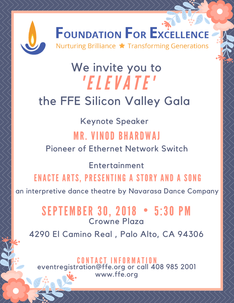 FFE Silicon Valley Gala