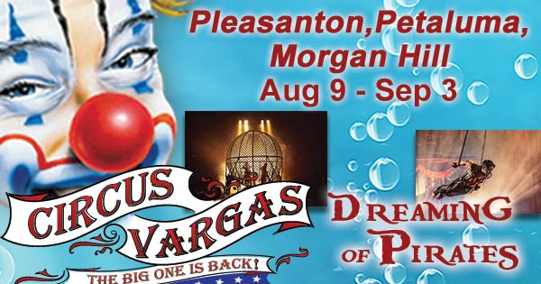 Circus Vargas is Back!