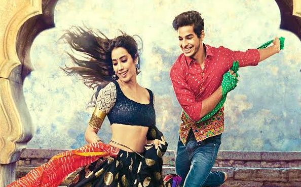 Dhadak: Ishaan and Jhanvi shine, but the beat is missing