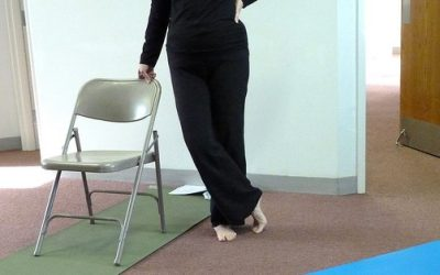 All in a Day's Work: Subbing Senior Yoga at ICC Cupertino