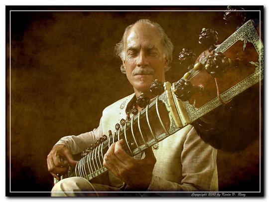 Classical Sitar Concert With Peter Van Gelder