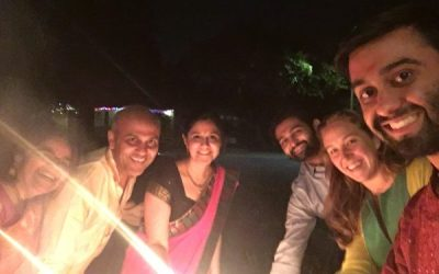 Delivering Diasporic Diwali Dreams: A Story, An Epic