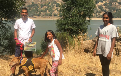 How a San Jose family Got Over its Fear of Dogs