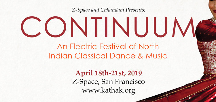Continuum Festival by Chhandam School of Kathak