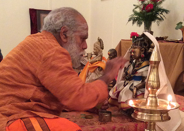 Devi Puja