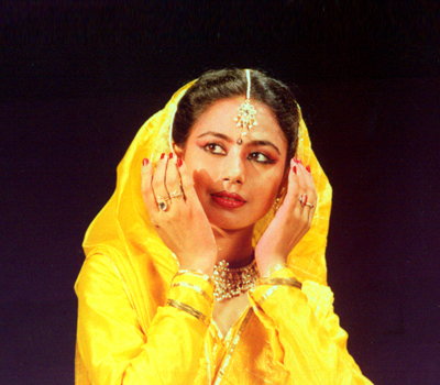 Time Travel With Kathak: Anuradha Nag