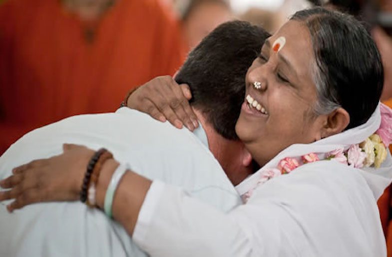 Amma: 39 Million Hugs & Counting