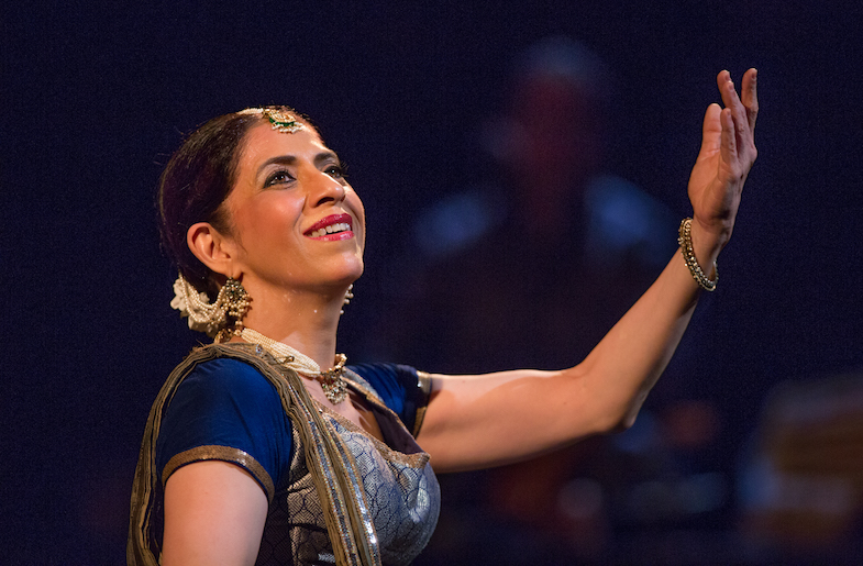 """I Don't Remember a Time When I Was Not Dancing"": Aditi Mangaldas"