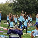 Yogathon at Sevathon – Sun Salutation Marathon