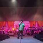 Falguni Pathak Sings for Local Bay Area Charity