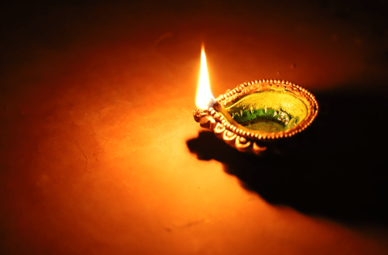 Finding the Light in Diwali