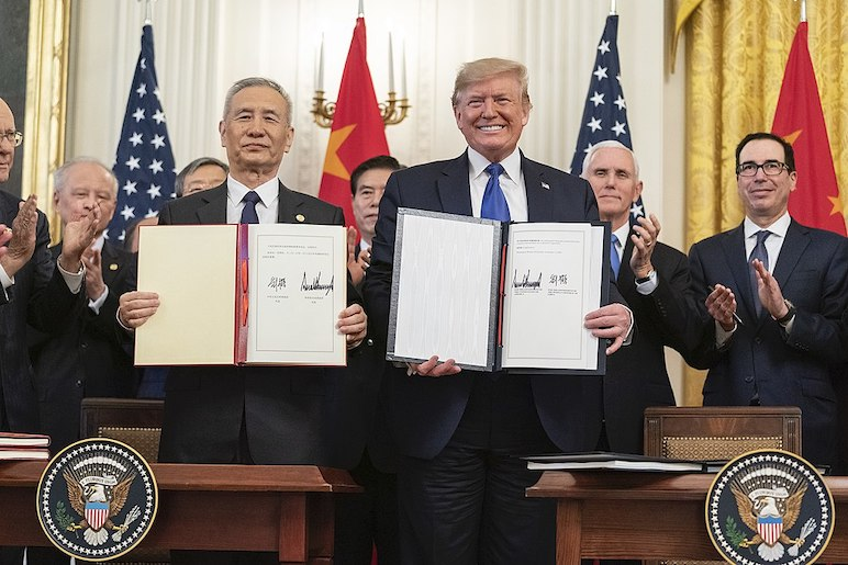 Was Trump Right on the China Trade War and the Subsequent Deal?Yes!