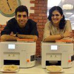 Robots Making Rotis