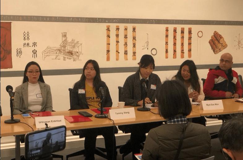 Asian Diaspora Considers Their Identities