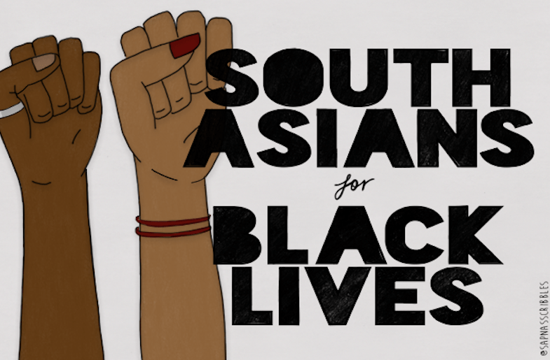 Where Do South Asians Stand on BLM?