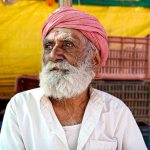 The Greying Population of India Hit with COVID-19