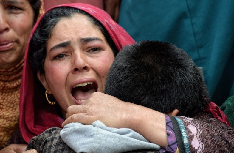 Before 370: Photojournalist Captures Kashmir's Pain
