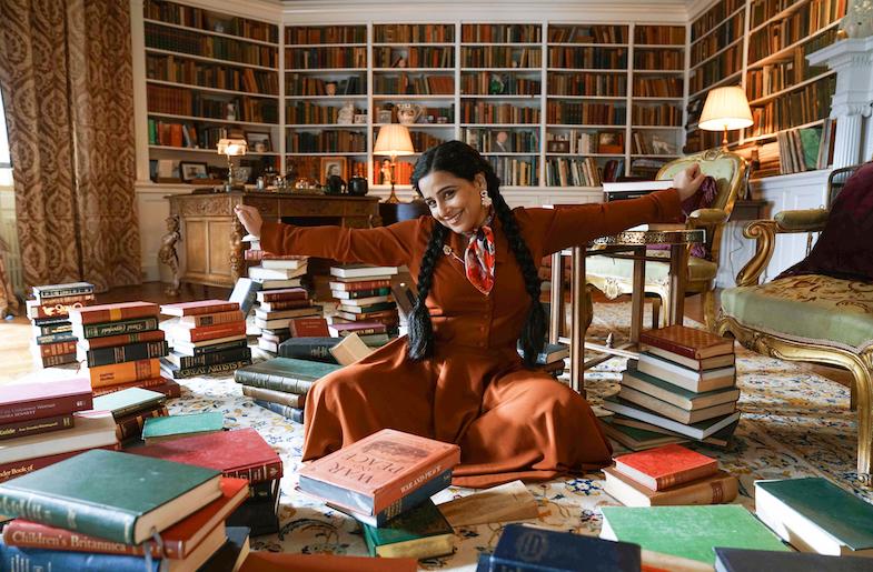 Shakuntala Devi: A Curious Woman