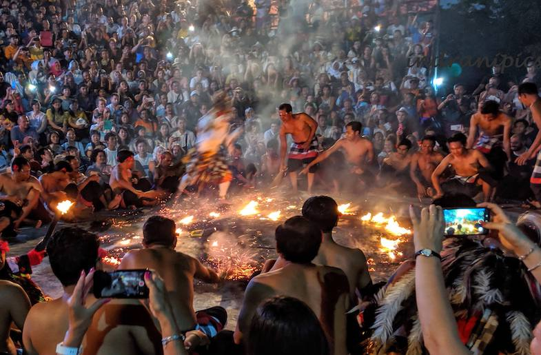 Kecak: The Fire Dance of Bali