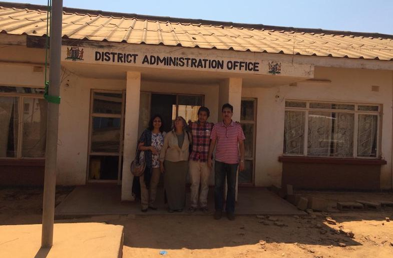 A Challenging Yet Rewarding Journey For a Desi Jain in Zambia