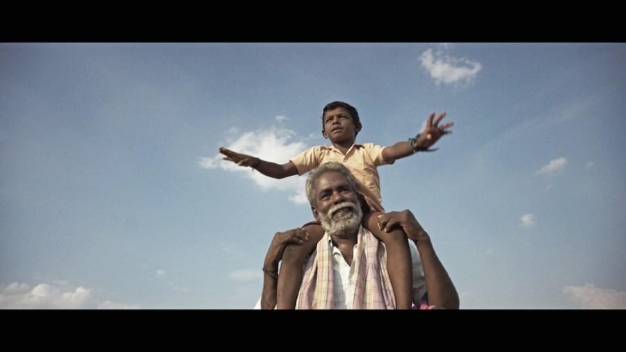Film still from 'Seththumaan'