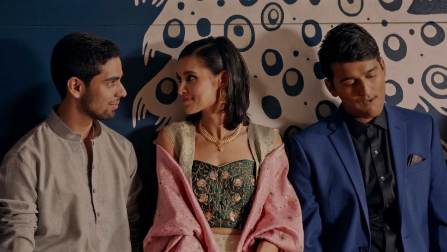 Film still from India Sweets and Spices.