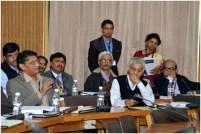 Dr. Satyanarayana, IICT, Dr. Suneet Tuli, former Dean IIT Delhi and other participants.