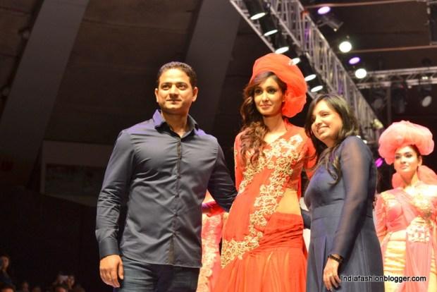 Liza Paul and Satya Mishra