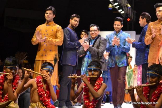 fashion shows Manish gupta