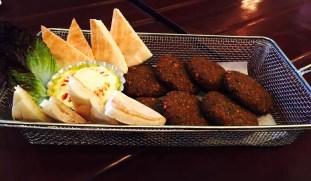 falafel-hummus