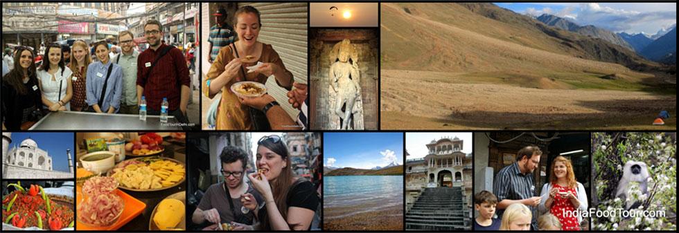 India-Food-Tour collage